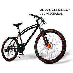 DOPPELGANGER d2 visceral 26インチクロスバイク|frps
