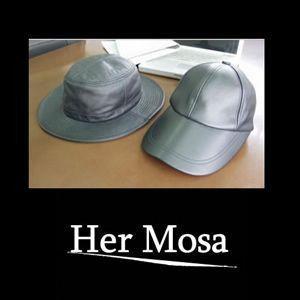 エルモサ 小顔帽子・折りたたみハット|frps