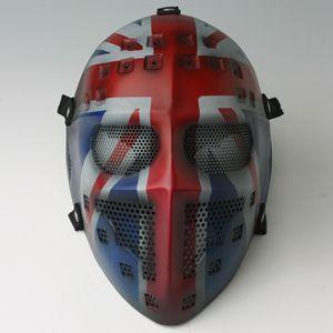 フェイスガード British flag|frps