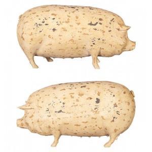 斑点模様の豚(小) FRPアニマルオブジェ 即納可|frps|04