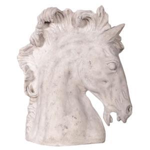 馬の頭部 FRPアニマルオブジェ frps 04