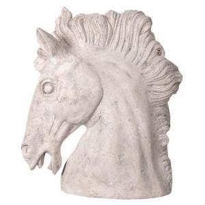 馬の頭部 FRPアニマルオブジェ frps 05