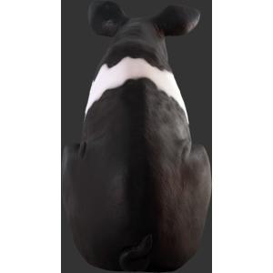 ゆかいな豚さんP&B FRPアニマルオブジェ 即納可|frps|04