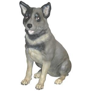 私におまかせ犬 FRPアニマルオブジェ|frps