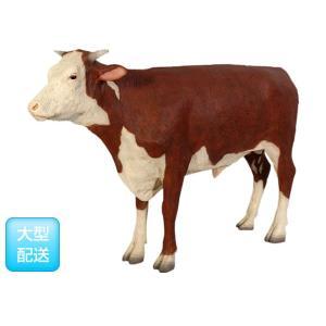 ヘレフォードの雄牛 FRPアニマルオブジェ|frps|03