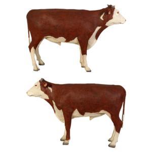 ヘレフォードの雄牛 FRPアニマルオブジェ|frps|05