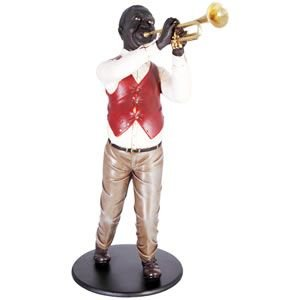 FRPオブジェ トランペットを演奏する人|frps