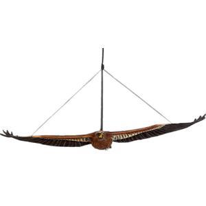 ウェッジテイルドワシ「くさび型の尾をもつ鷲」 FRPアニマルオブジェ frps 05