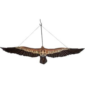 ウェッジテイルドワシ「くさび型の尾をもつ鷲」 FRPアニマルオブジェ frps 06
