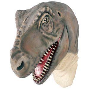 FRP恐竜オブジェ ド迫力の頭部[T-Rex]|frps