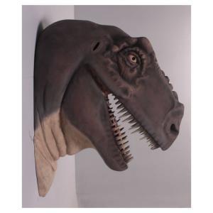 FRP恐竜オブジェ ド迫力の頭部[T-Rex]|frps|03