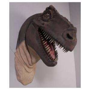 FRP恐竜オブジェ ド迫力の頭部[T-Rex]|frps|04