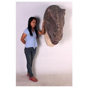 FRP恐竜オブジェ ド迫力の頭部[T-Rex]|frps|07