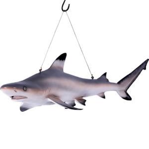 磯サメ(ツマグロ) FRPアニマルオブジェ 即納可 frps
