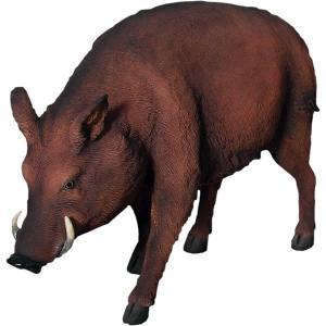 いのしし・猪 FRPアニマルオブジェ|frps