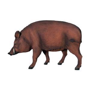 いのしし・猪 FRPアニマルオブジェ|frps|06