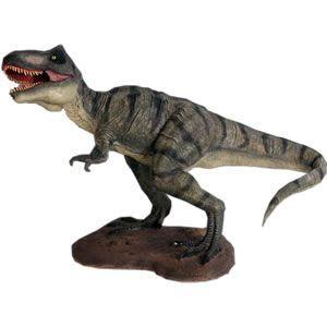 FRP恐竜オブジェ 小型版T-rex 【即納可】|frps