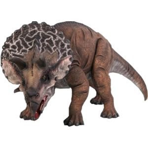 FRP恐竜オブジェ 小型版トリケラトプス 即納可|frps