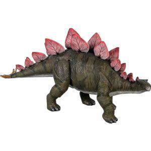 FRP恐竜オブジェ 小型版・ステゴサウルス|frps