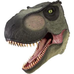 FRP恐竜オブジェ 巨大T-Rexの頭部|frps
