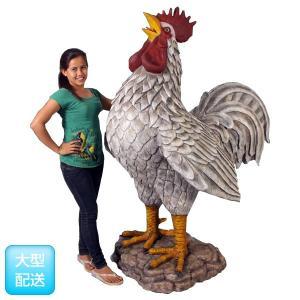 巨大な雄鶏 FRPアニマルオブジェ|frps|03