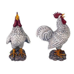 巨大な雄鶏 FRPアニマルオブジェ|frps|04
