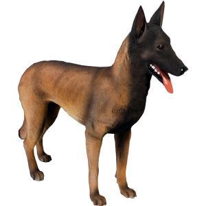 ベルギー犬 FRPアニマルオブジェ 即納可|frps
