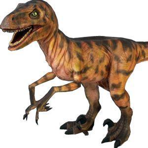 FRP恐竜オブジェ ディノニクス|frps