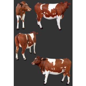 ガーンジー乳牛 FRPアニマルオブジェ|frps|04