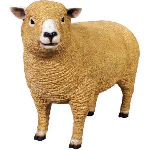 ライ麦畑の子羊 FRPアニマルオブジェ 即納可|frps