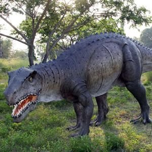 FRP恐竜オブジェ ポストスクス|frps
