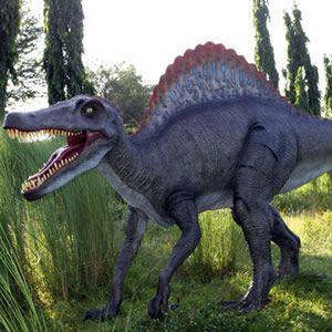 FRP恐竜オブジェ スピノサウルス|frps