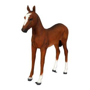仔馬 FRPアニマルオブジェの商品画像|ナビ