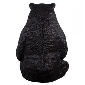 巨大な黒クマ FRPアニマルオブジェ|frps|05