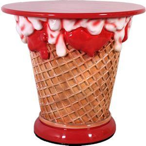 FRPオブジェ アイスクリームテーブル|frps