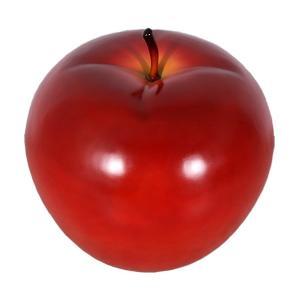 FRPオブジェ 赤リンゴ・80cm frps 04