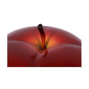 FRPオブジェ 赤リンゴ・80cm frps 05