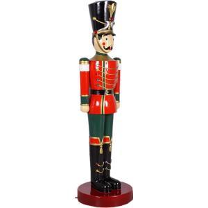 おもちゃの兵隊200cm FRPオブジェ|frps