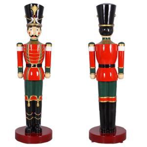 おもちゃの兵隊200cm FRPオブジェ|frps|04