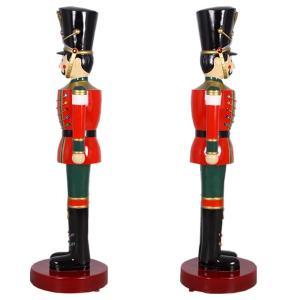 おもちゃの兵隊200cm FRPオブジェ|frps|05