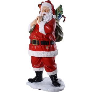 FRPクリスマスオブジェ プレゼント一杯のサンタ|frps