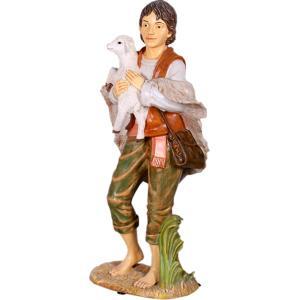 羊飼いの少年 FRPアニマルオブジェ|frps