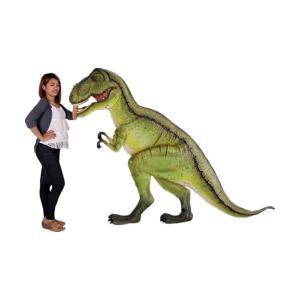 FRP恐竜オブジェ 壁掛けT-Rex|frps|06