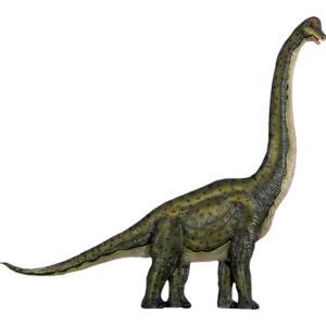 FRP恐竜オブジェ 壁掛けブラキオサウルス|frps
