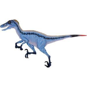 FRP恐竜オブジェ 壁掛けディノニクス|frps