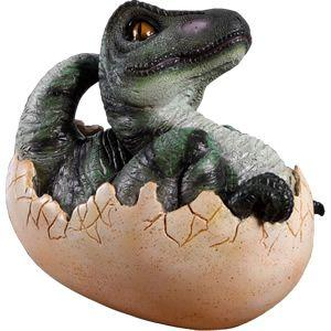 FRP恐竜オブジェ 孵化するT-Rex|frps