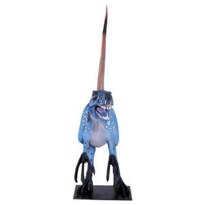凶暴なディノニクス FRP恐竜オブジェ|frps|04