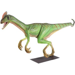 グアンロン FRP恐竜オブジェ|frps