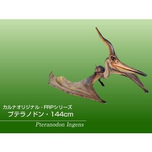 FRP恐竜オブジェ プテラノドン・144cm|frps|02