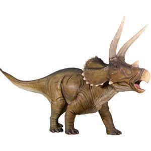 巨大トリケラトプス FRP恐竜オブジェ|frps